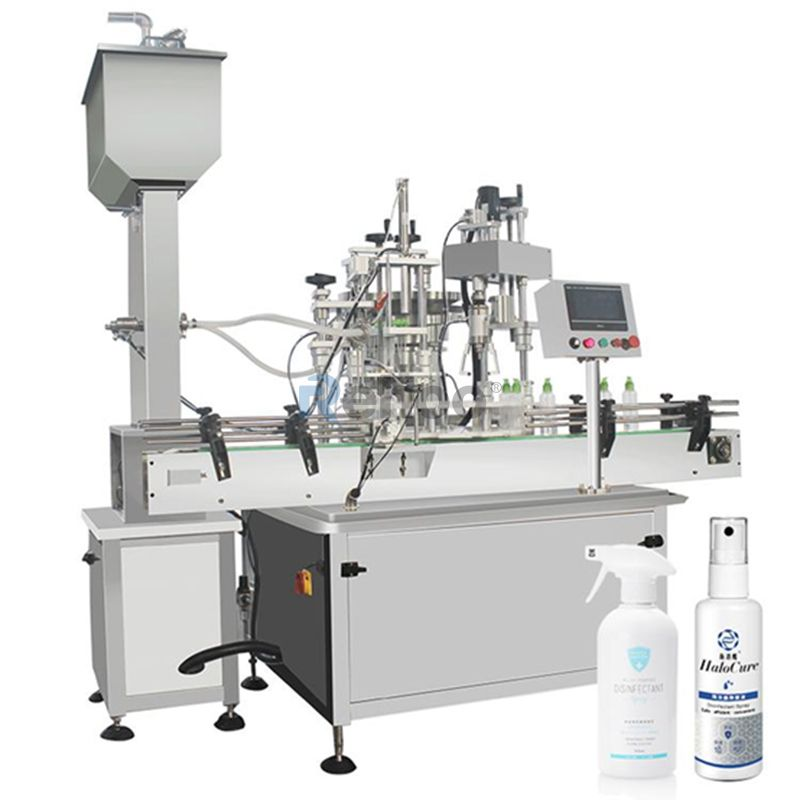 Filling and Capping Machine RFC-201