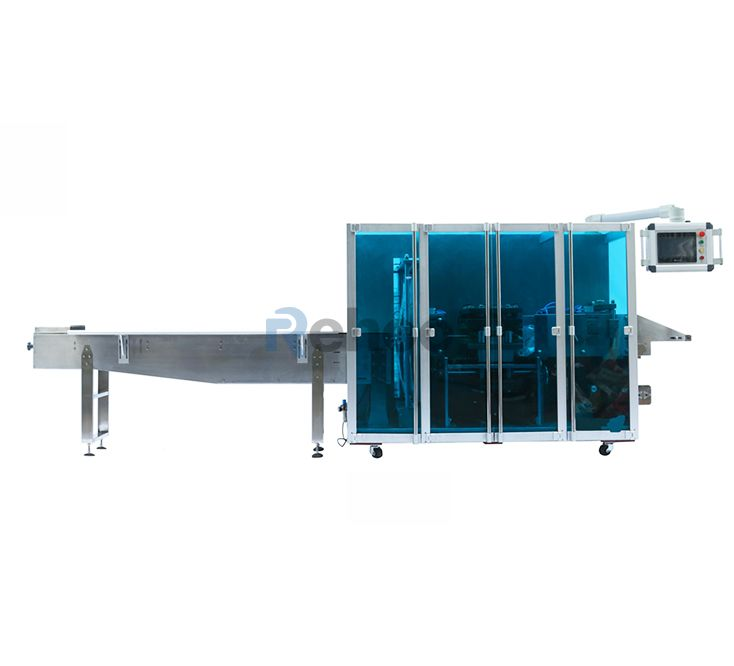 Automatic Horizontal Flow Four-side Packing Machine REP-800