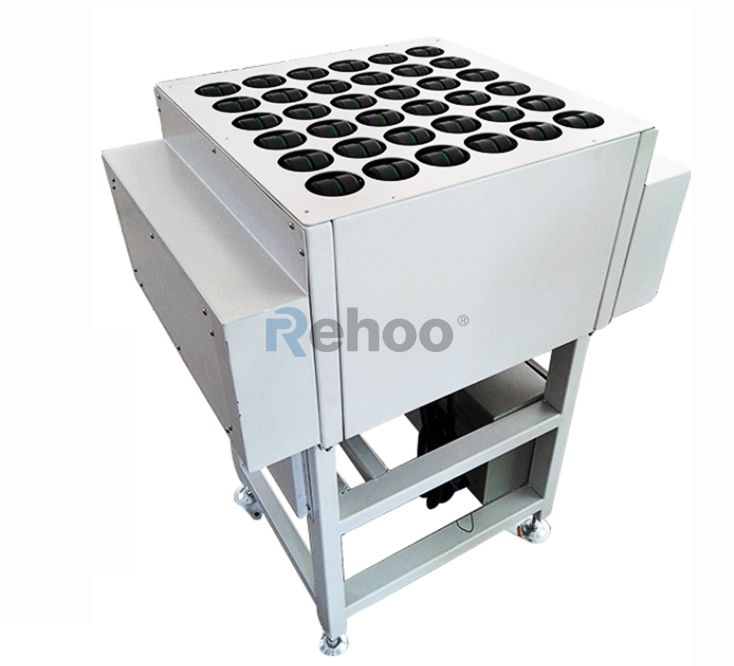 Logistics parcel sorting system