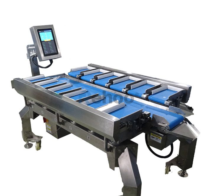 Semi-Automactic Combinational Weighing Scale