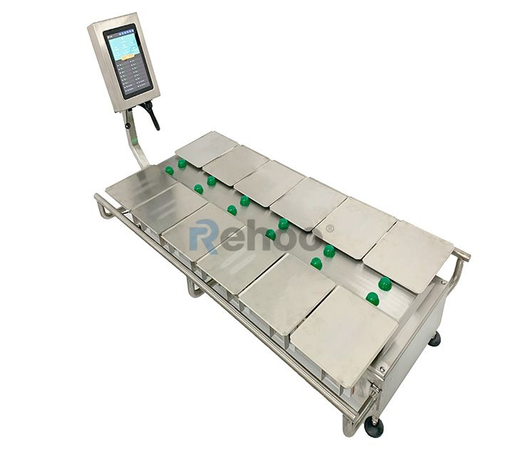 Manual Semi-Automatic Combinational Weighing Scale