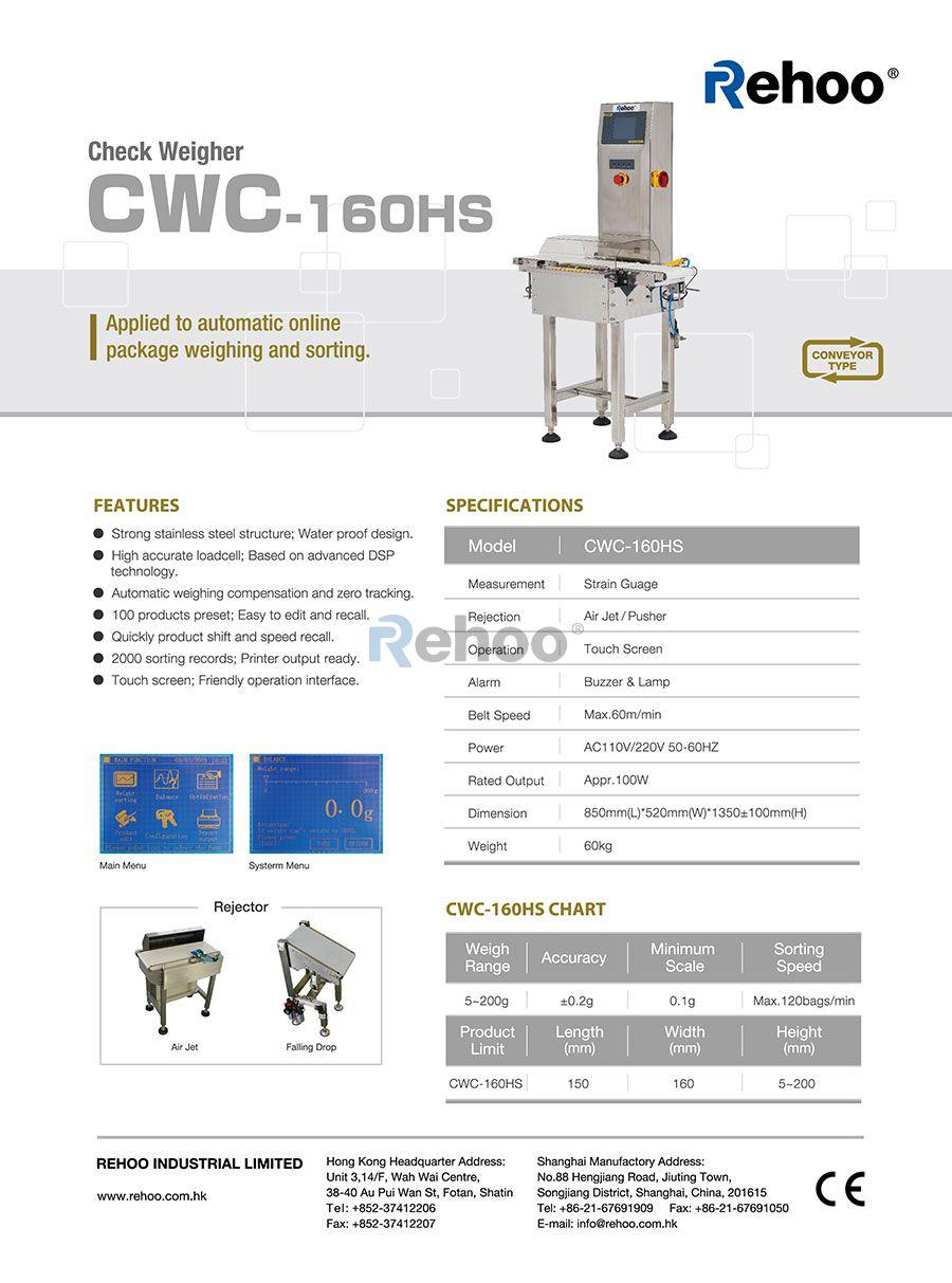 CWC-160HS